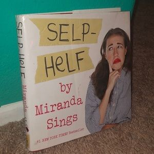 """""""Selp-helf"""" by Miranda Sings"""